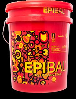 Epibal - Dry Hatchery Feed